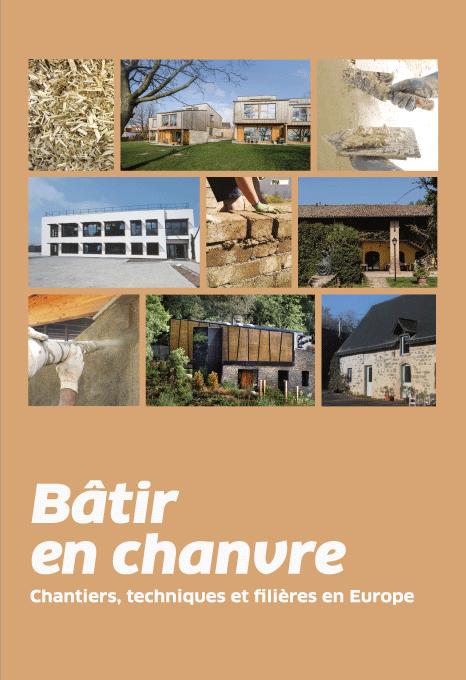 Couverture du livre Bâtir en chanvre