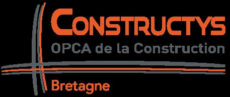 Logo Constructys Bretagne